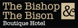 The Bishop & The Bison Hotel Logo