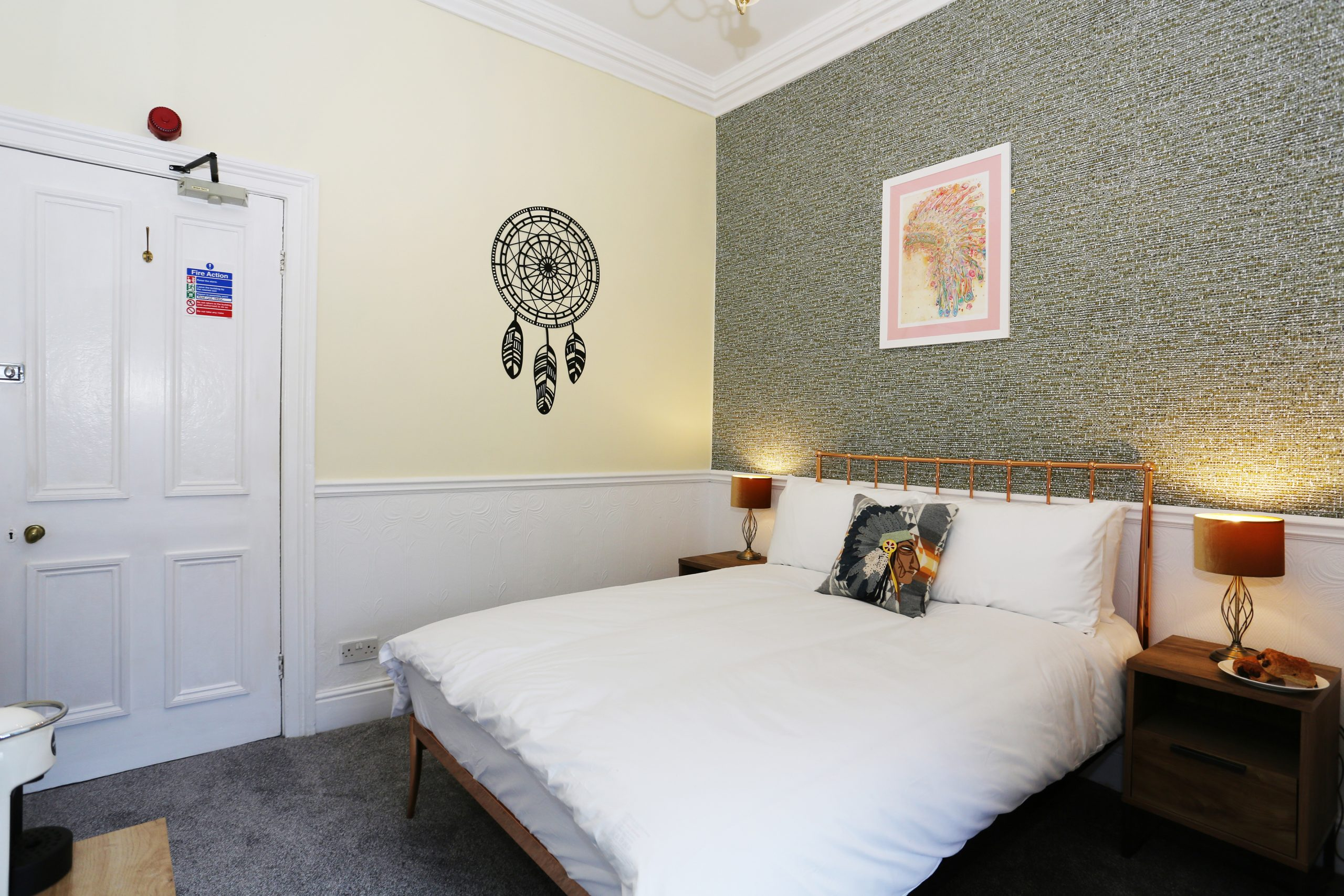 The Bishop & The Bison Boutique Hotel